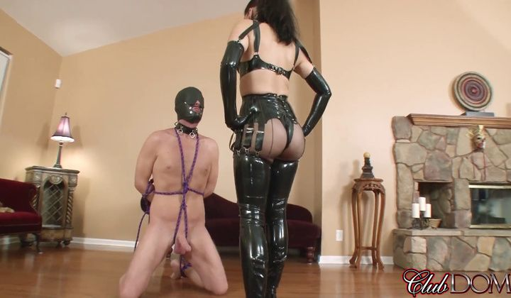 Teen - Cybill Troy Ball Busting