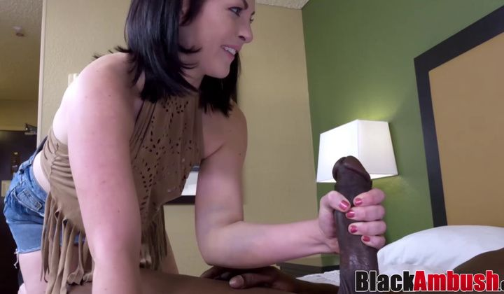 Youthfull Babe Petra Eats Cum After 1st Bbc Stretch Surprise